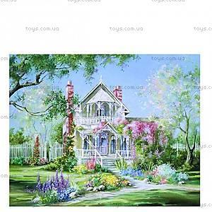 Волшебный сад, рисование по номерам, КН299