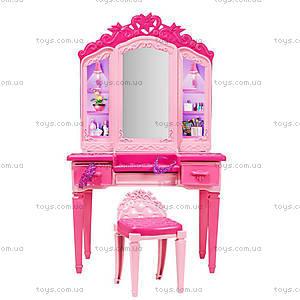 Волшебный туалетный столик из мультфильма «Barbie Суперпринцесса», CDY64