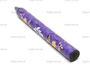 Восковые карандаши, 6 цветов, PRGL-12S-2006B, фото