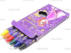 Восковые карандаши, 6 цветов, PRGL-12S-2006B, отзывы