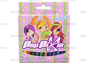 Восковые мелки Pop Pixie, PP13-070K
