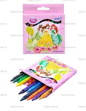 Восковые мелки для детей Princess, P13-070K