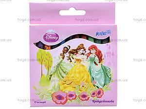 Восковые мелки для детей Princess, P13-070K, отзывы