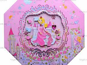 Восьмиугольная шкатулка с балериной, PC-039, игрушки