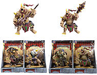 Игровая фигурка воина «Warcraft», Q9899-130, отзывы