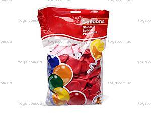 Воздушные шарики «Красное сердце», H80, фото