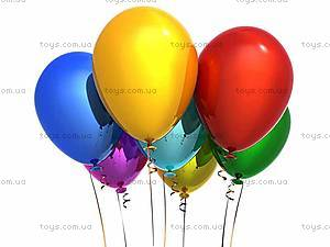 Воздушные шарики «Кристалл Ассорти», 10 дюймов, B10K, купить