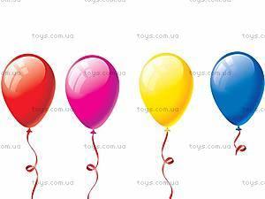 Воздушные шарики «Кристалл Ассорти», 10 дюймов, B10K, отзывы