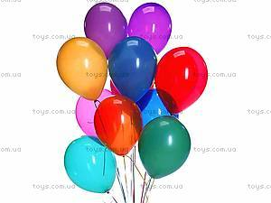 Воздушные шарики «Кристалл Ассорти», 10 дюймов, B10K, цена