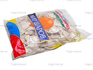 Воздушные шарики «Металлик», 14 дюймов, B14M, купить
