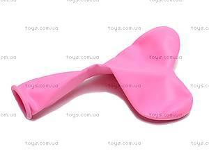 Воздушные шарики «Розовое сердце», H60, купить