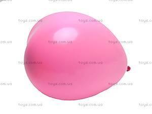 Воздушные шарики «Розовое сердце», H60, фото