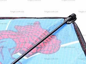 Воздушный змей «Человек-паук», W02-1280, детские игрушки