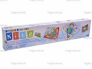 Воздушный змей своими руками, 04585, детские игрушки