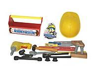 Детский набор инструментов «Винтик и Шпунтик», 2920, фото