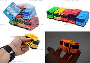 Виниловые игрушки «Приключения Тайо», L2015-56A