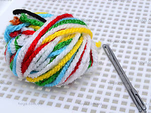 Набор для детского творчества «Вышивка Лошадка», 0427, фото