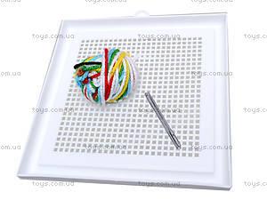 Набор для детского творчества «Вышивка Утка», 0250, цена
