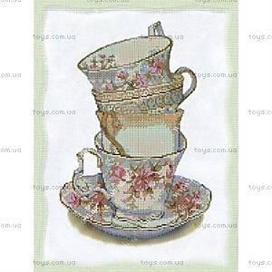 Вышивка бисером «Английский чай», ВБ 1069