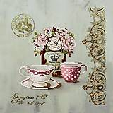 Вышивка бисером «Чайные розы», ВБ 1001, купить