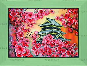 Вышивка бисером «Цветение сакуры», ВБ 1015