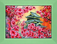 Вышивка бисером «Цветение сакуры», ВБ 1015, фото