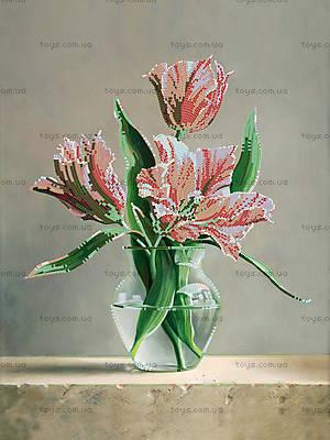 Вышивка бисером «Голландские тюльпаны», ВБ 1049