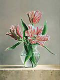 Вышивка бисером «Голландские тюльпаны», ВБ 1049, отзывы