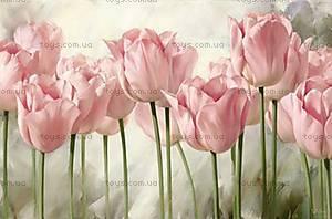 Вышивка бисером картины «Аромат весны», ВБ 1068