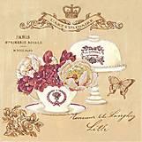 Вышивка бисером «Королевский Париж», ВБ 1058
