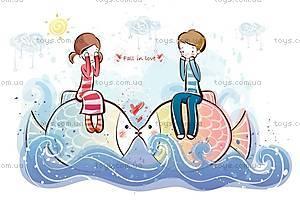 Вышивка бисером «Море любви», ВБ 2031