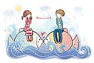 Вышивка бисером «Море любви», ВБ 2031, фото