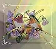 Вышивка бисером «Пара птиц», ВБ 2000, фото