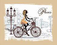 Вышивка бисером «По улицам Парижа», ВБ 1038, фото