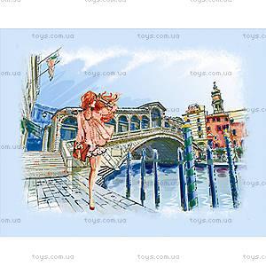 Вышивка бисером «Прогулка по Венеции», ВБ 1039