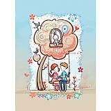 Вышивка бисером «Счастливы вместе», ВБ 2032, фото