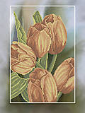 Вышивка бисером «Весенний шарм», ВБ 1040