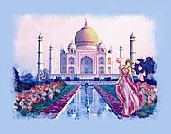 Вышивка бисером «Волшебная Индия», ВБ 1046, фото