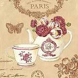 Вышивка бисером «Завтрак в Париже», ВБ 1060, фото