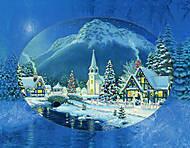 Вышивка бисером «Зимняя сказка», ВБ 1000, фото