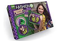 """Вышивка гладью """"Fashion Bag: Котёнок"""" , FBG-01-05"""
