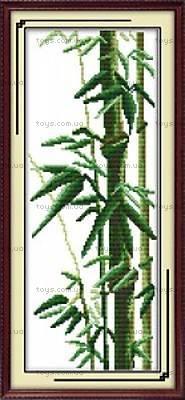 Вышивка крестиком «Бамбук», H070
