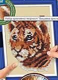 Вышивка крестиком «Тигр», VKB-01-01, отзывы