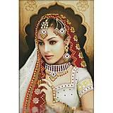 Вышивка крестиком «Индийская красавица», R246, фото