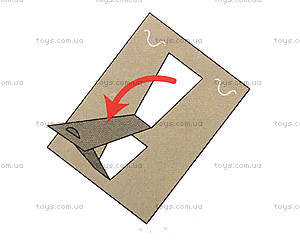 Набор для вышивания лентами и пуговицами «Сова», VT4701-04, фото