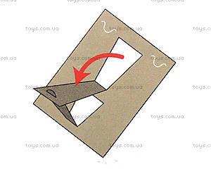 Набор для вышивания лентами и пуговицами «Зайка», VT4701-01, фото