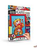 Вышивка на пластиковой канве «PLASTIC CANVAS», PC-01-03, фото