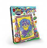 Витражная картина серии «BUBBLE CLAY», BBC-02-06U