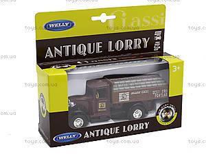 Модель машины Antique Lorry, 99350W(b), отзывы