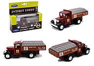 Модель машины Antique Lorry, 99350W(b), тойс ком юа